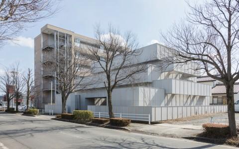 日本福岛混凝土环独立住宅建筑letou国际米兰下载/Life Style Koubou