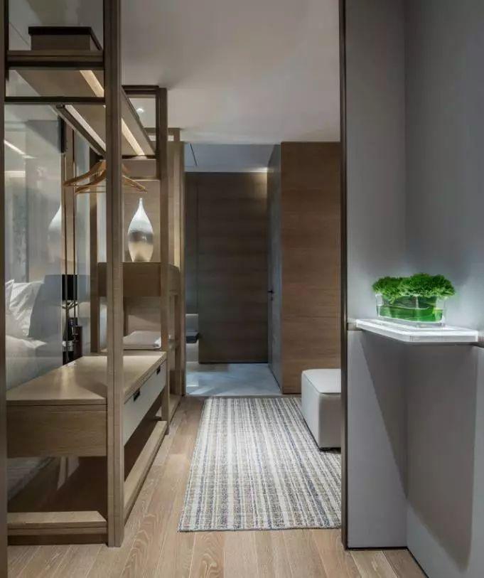 深圳博林天瑞喜来登酒店室内设计/CCD郑中设计