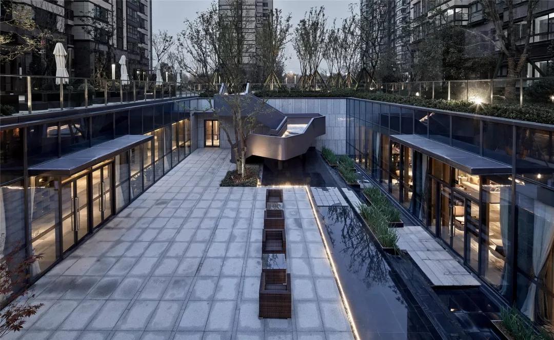 南京银城旭辉云台天境建筑设计/致逸设计