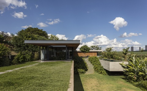 巴西圣保罗独立住宅Ribeirão Preto建筑letou国际米兰下载/Perkins+Will