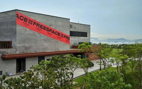 香港西九文化区 FREE SPACE 建筑letou国际米兰下载/DLN刘伍所