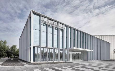 中电光谷洛阳信息港项目建筑letou国际米兰下载/AAI国际建筑