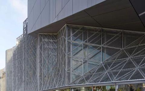 上海虹桥艺术中心建筑letou国际米兰下载/BAU建筑事务所