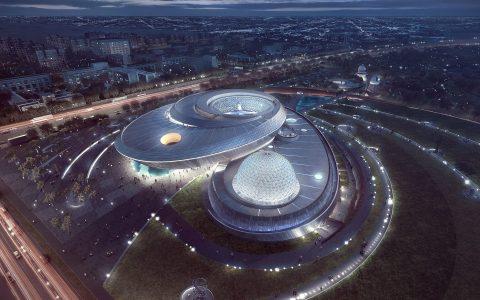 上海天文馆  建筑letou国际米兰下载  /  Ennead Architects
