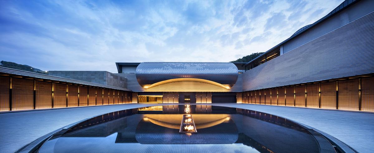 韩国首尔Ananti度假村建筑设计/SKM Architects