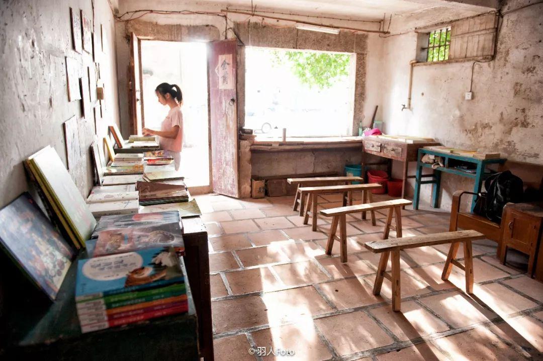 揭阳普宁溪南古村新学堂改造建筑设计/XAA詹涛工作室+周钦珊