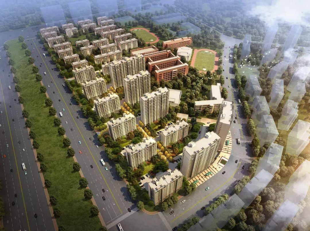 南京中海棠城公馆建筑设计/原构设计