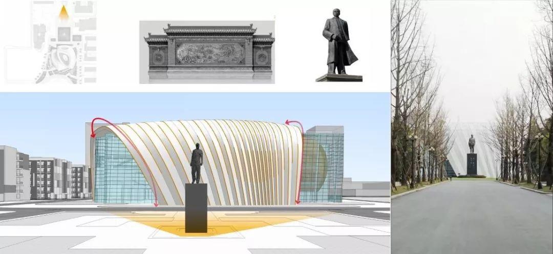重庆房地产学院图书馆/湃昂国际建筑设计顾问有限公司