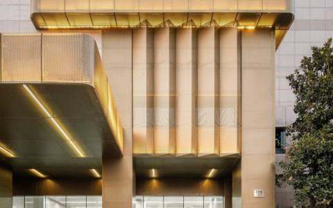 上海宝钢大厦城市更新改造letou国际米兰下载/FTA建筑letou国际米兰下载