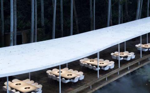 成都云镜·花园火锅餐厅建筑letou国际米兰下载/慕达建筑 MUDA-Architects