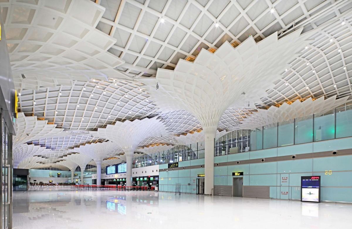 呼伦贝尔海拉尔机场扩建工程建筑设计/中国建筑设计研究院一合研究中心U10