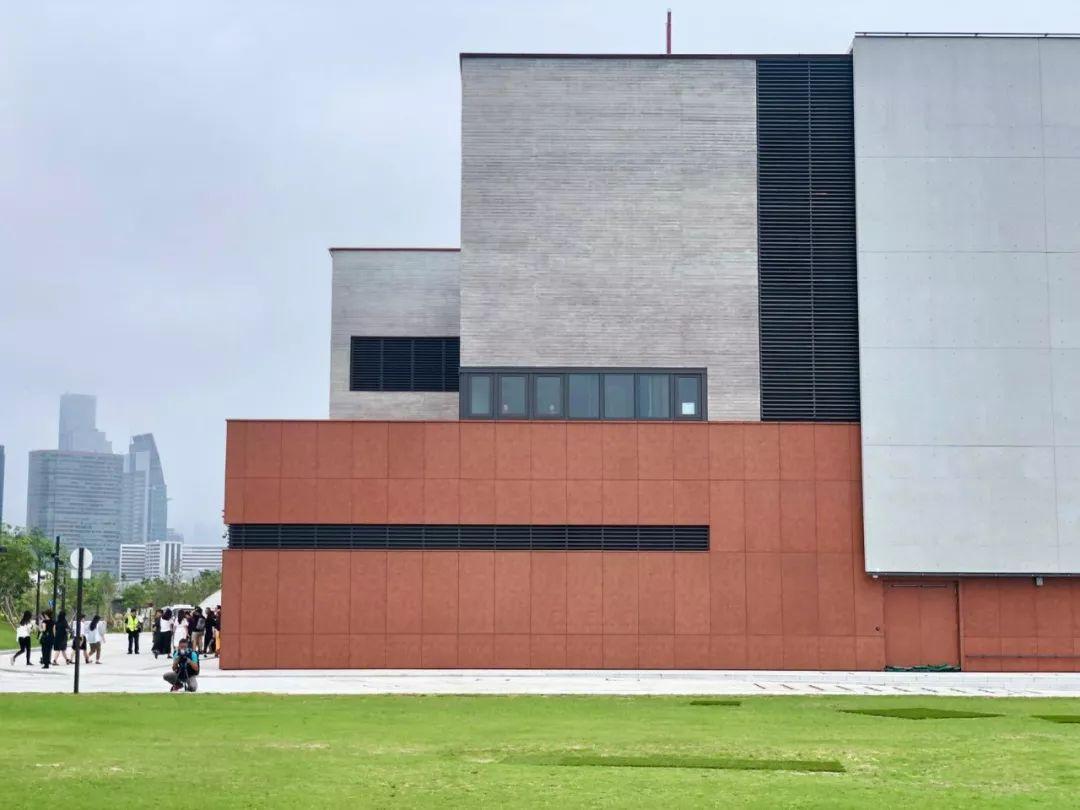 香港西九文化区 FREE SPACE 建筑设计/DLN刘伍所