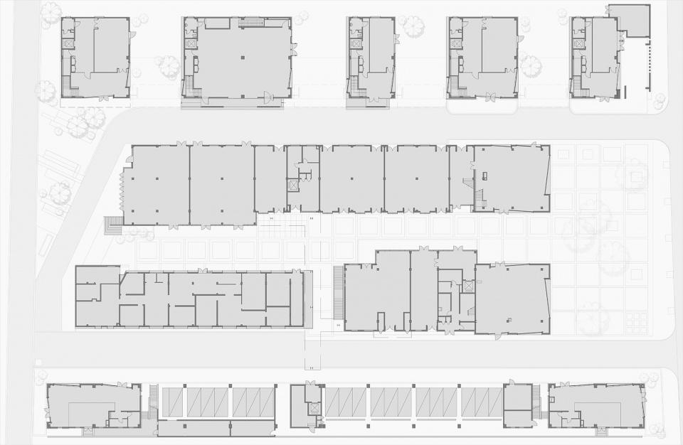 上海幸福里·睿园建筑改造设计/COLORFULL昱景设计