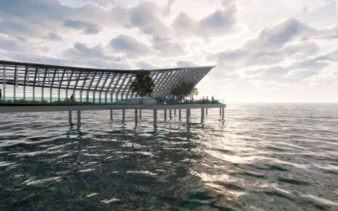 滨海栈桥改造letou国际米兰下载/时境建筑