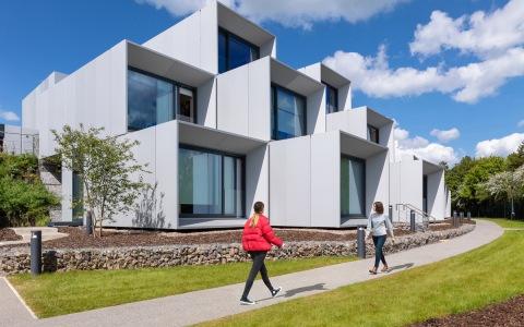 英国戴森工程技术学院建筑letou国际米兰下载/WilkinsonEyre