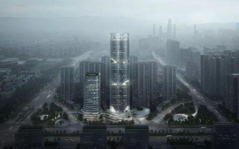 昆明华侨城第二总部大厦建筑letou国际米兰下载/EID Architecture