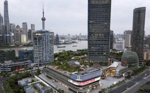 上海白玉兰广场升级改造letou国际米兰下载/HMA建筑
