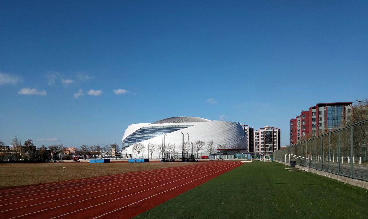 北京建筑大学大兴校区体育馆建筑设计/北京建工建筑设计研究院