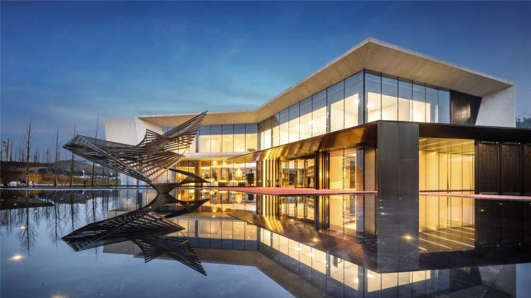 重庆金科·礼悦东方建筑设计/侨恩创源建筑设计有限公司
