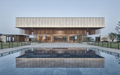 上海联仲都悦汇示范区建筑letou国际米兰下载/JHD建筑