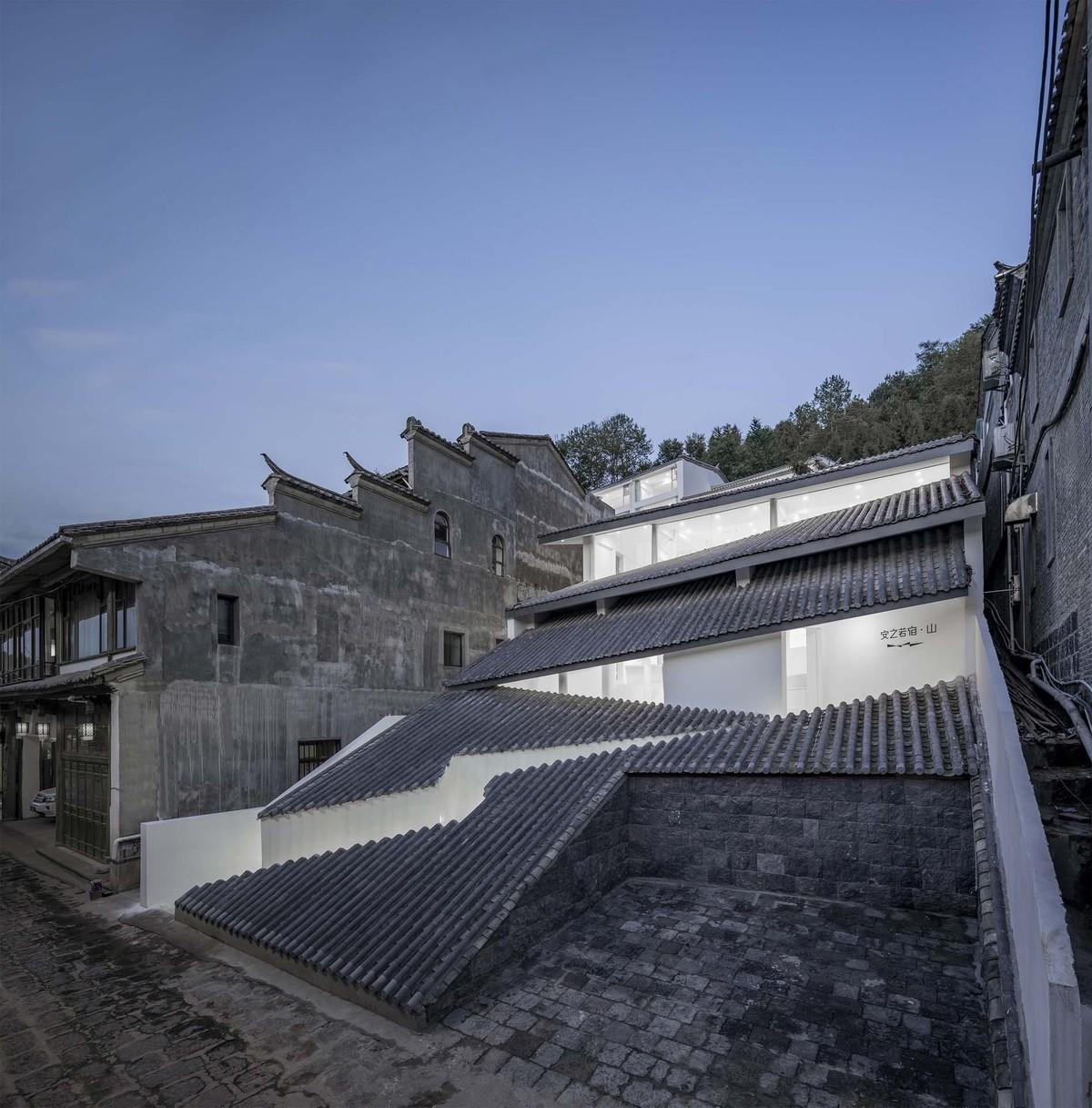 云南安之若宿·山民宿建筑设计/STUDIO QI
