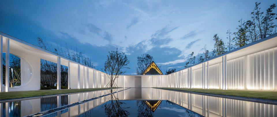 苏州万科大湖公园景观设计/LANDAU朗道国际设计