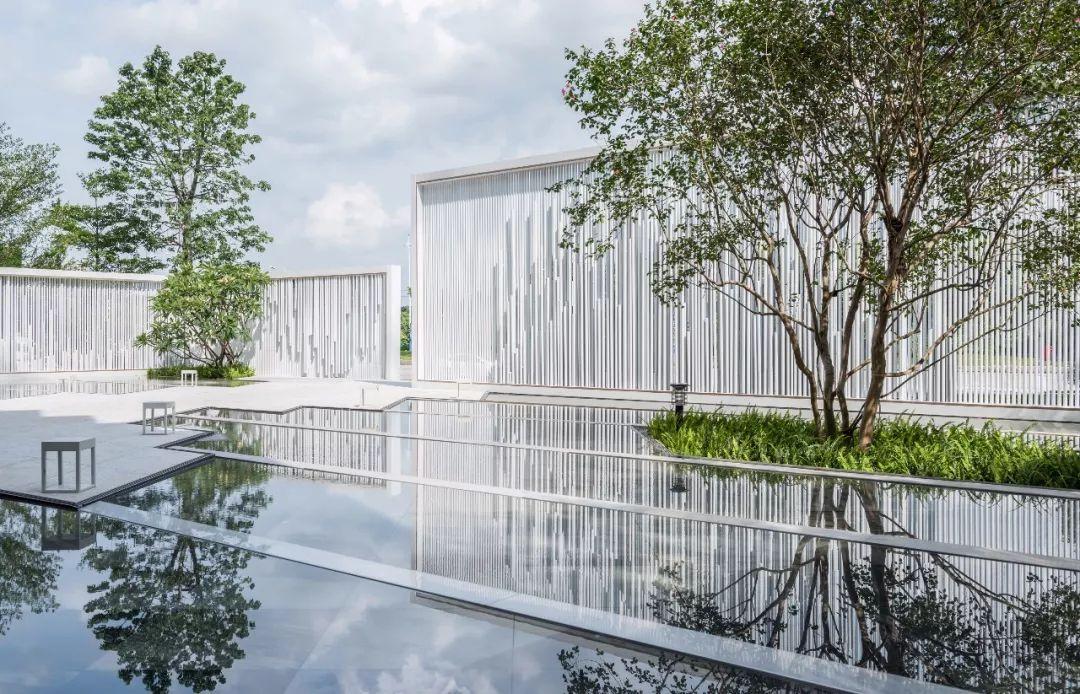 江门华强国际公馆景观设计/深圳市喜喜仕景观及建筑规划设计