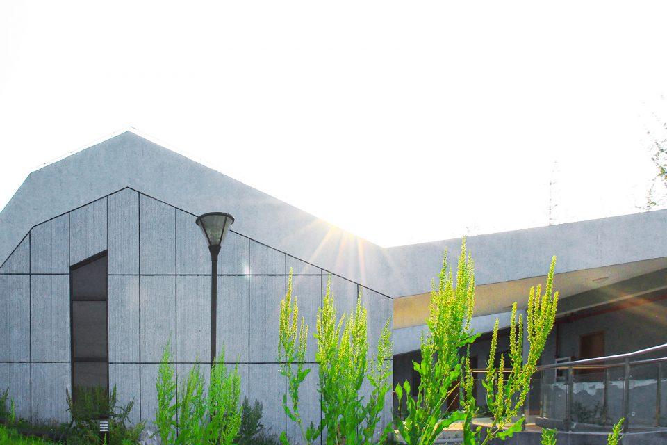 江苏苏州东太湖防汛物资仓库工程建筑设计/启迪设计集团股份有限公司