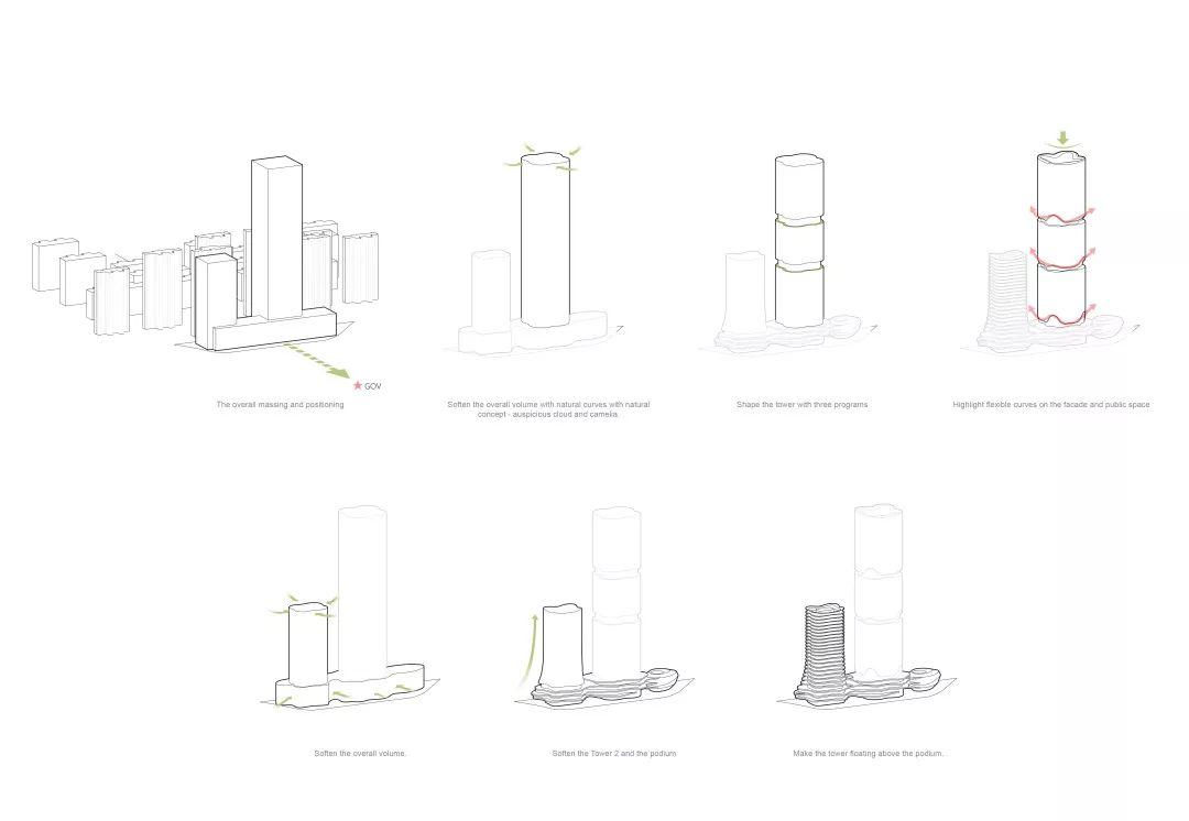 昆明华侨城第二总部大厦建筑设计/EID Architecture
