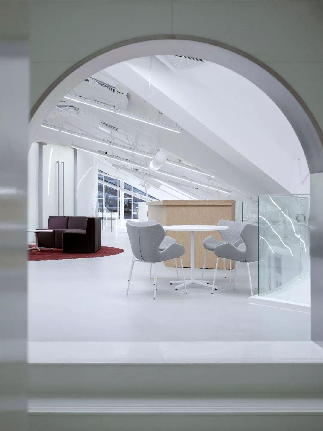 腾盛博药全球研发中心室内设计/清石设计