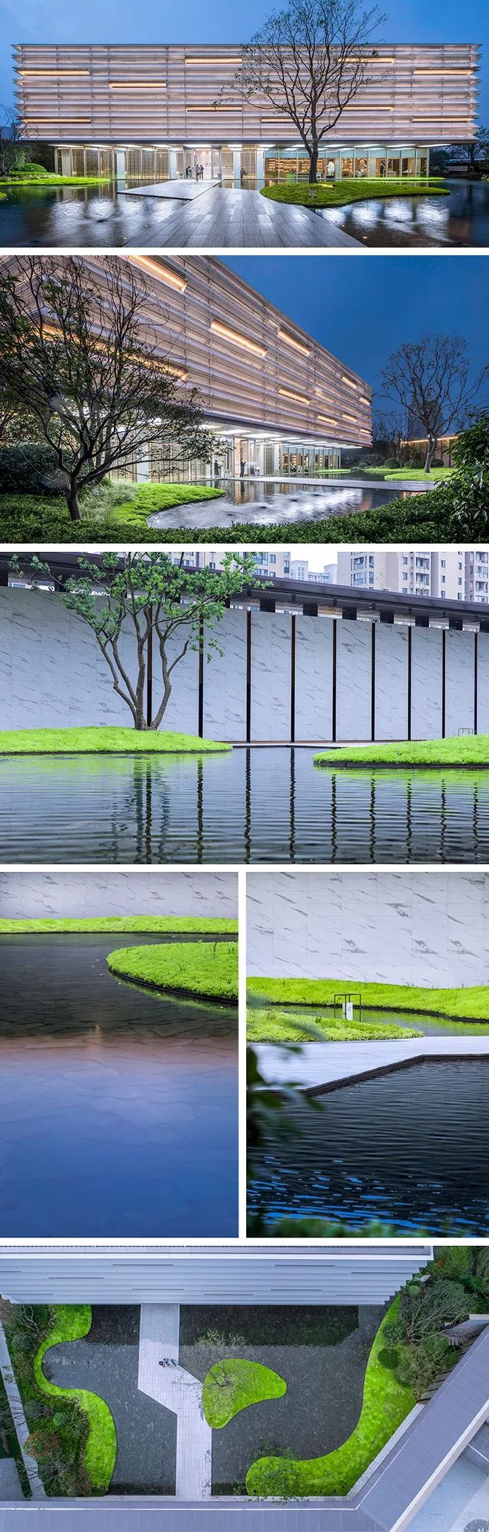 杭州旭辉·宸宇府景观设计/上海日清景观