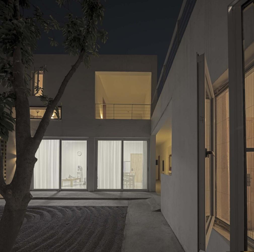 河南边界住宅建筑设计/里建筑事务所