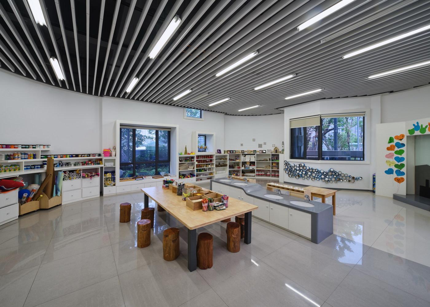 杭州胜利小学附属幼儿园建筑设计/浙江大学建筑设计研究院
