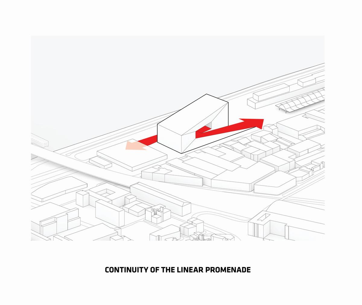 MÉCA文化经济创意中心建筑设计/BIG