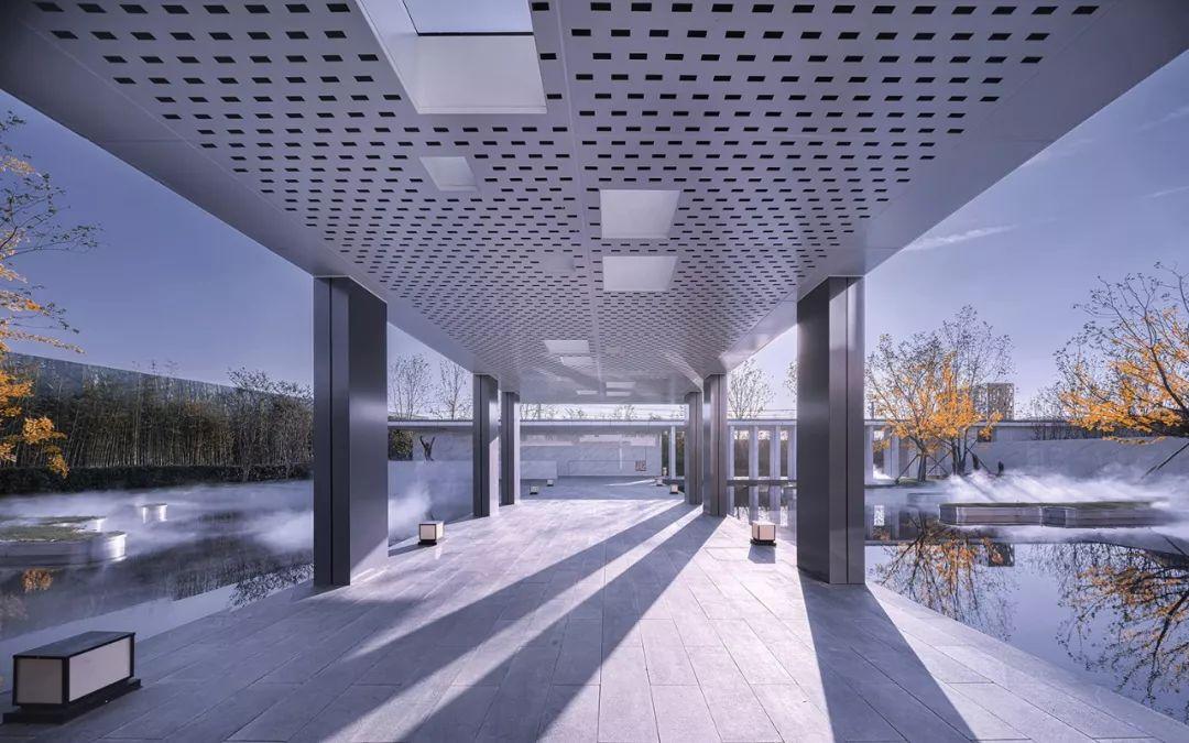 武汉保利和光晨樾景观设计/怡境设计