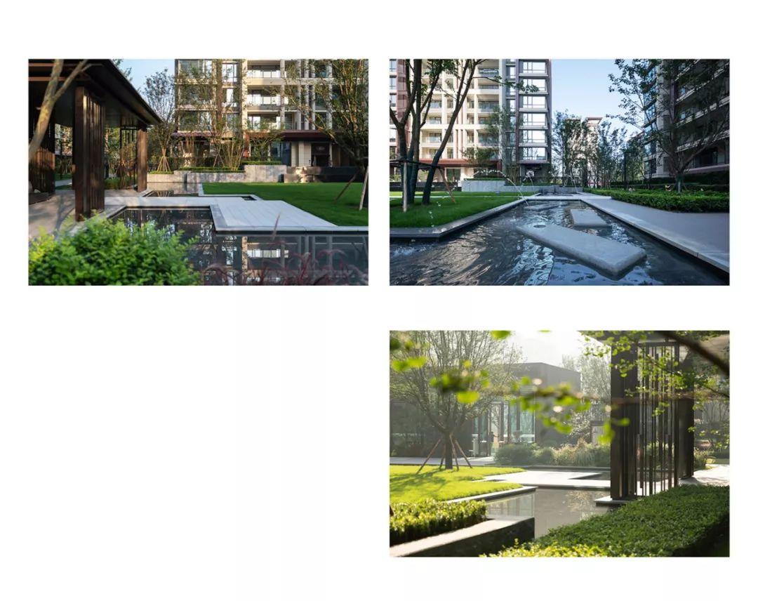 重庆龙湖开元晶蓝项目景观设计/三尚国际