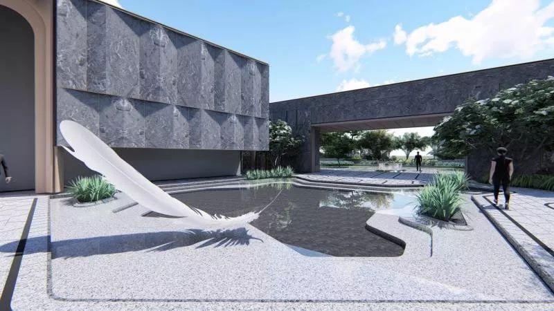 厦门金地前海湾景观设计/伍道国际