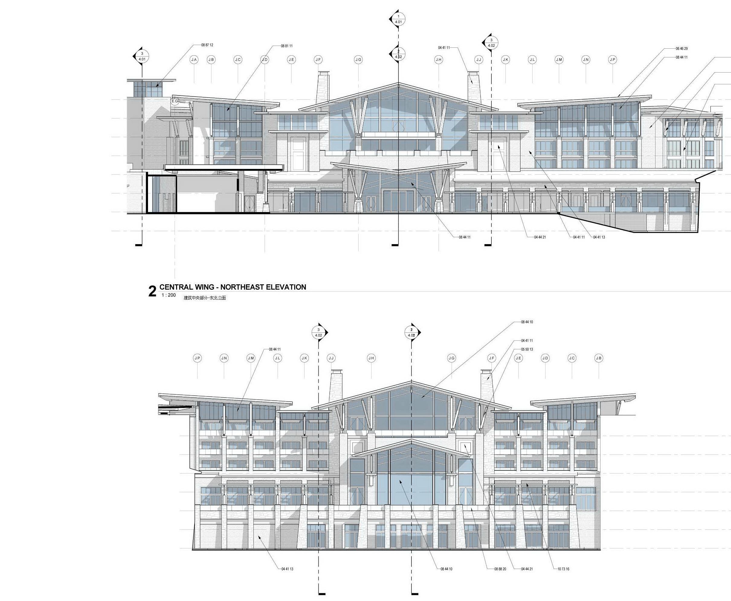 大理希尔顿酒店建筑设计/CCDI + WATG