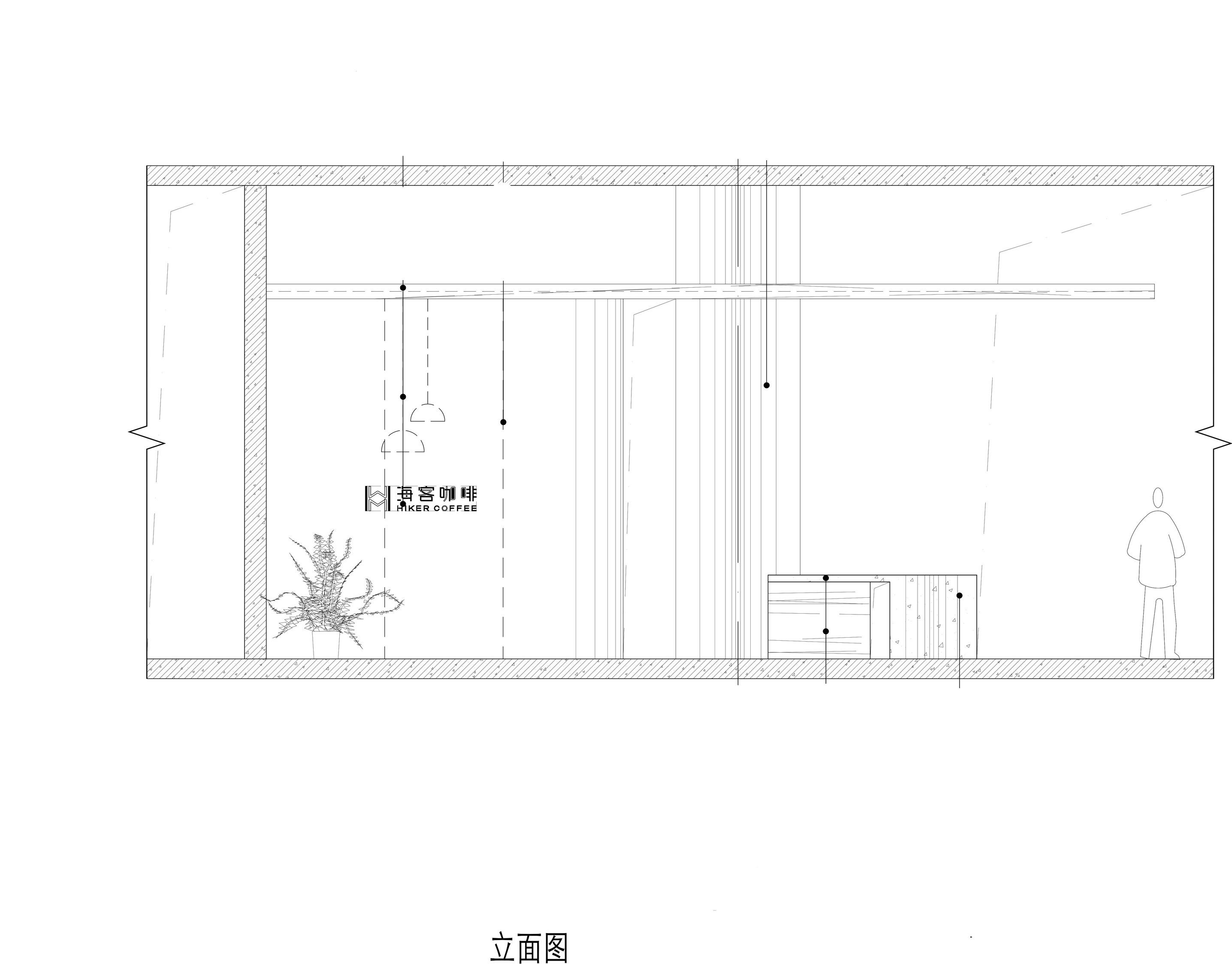 上海海客咖啡临港园区店室内letou国际米兰下载/FTA建筑letou国际米兰下载