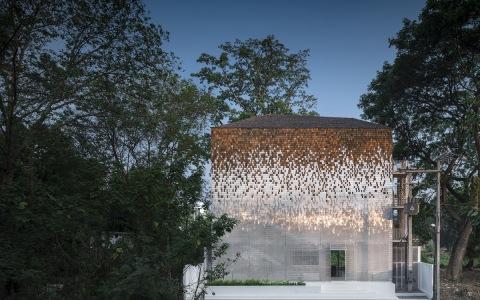 清迈小小庇护所微型酒店建筑letou国际米兰下载/Department of Architecture
