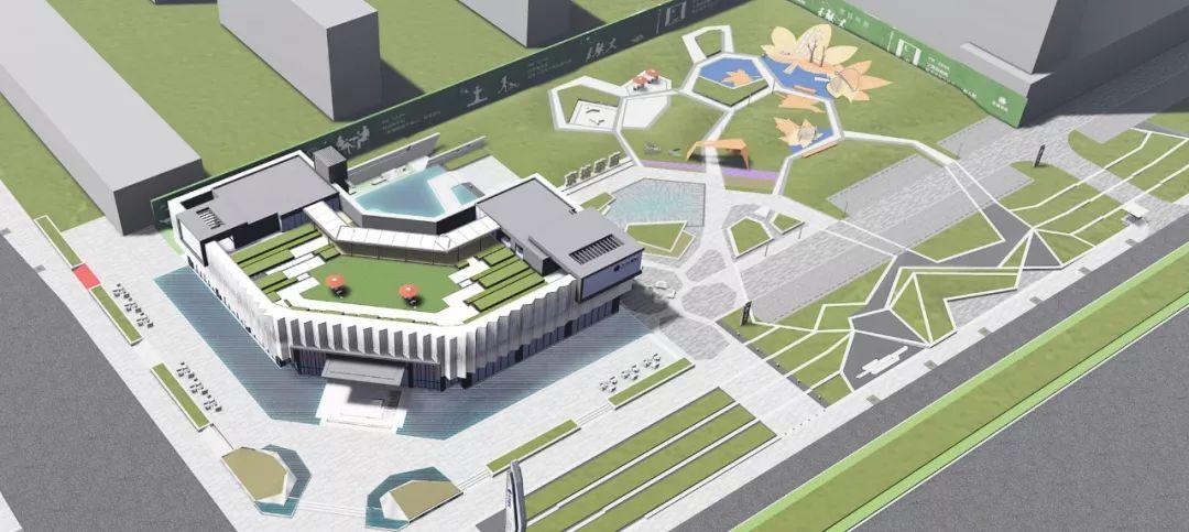安徽亳州京城华府示范区一体化设计/迈恩设计