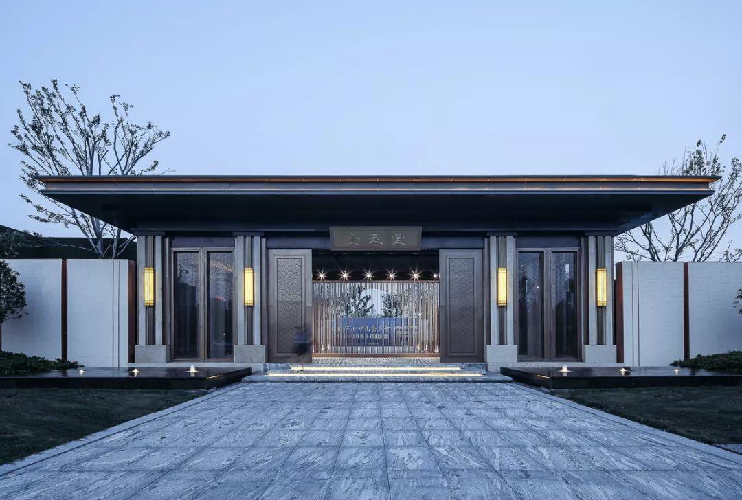 河南许昌中南金玉堂建筑设计/方大设计