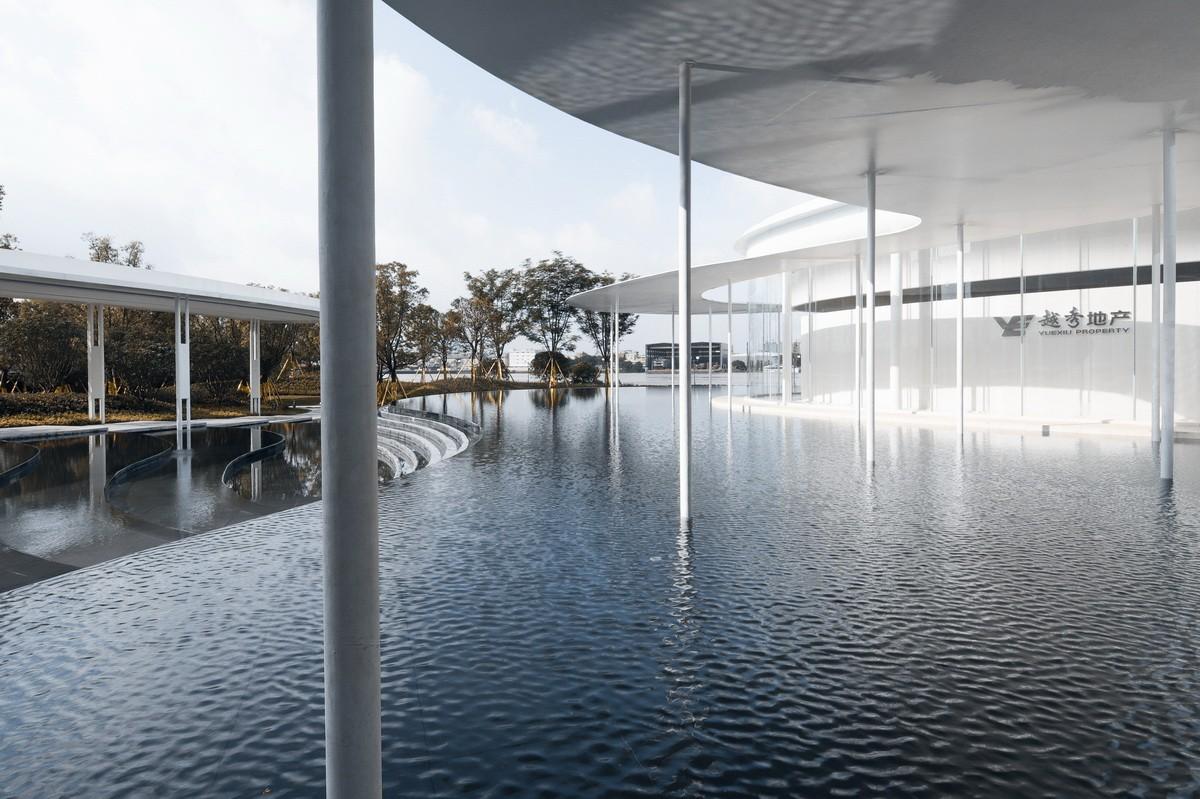 越秀天悦江湾公众展廊letou国际米兰下载/XAA建筑事务所