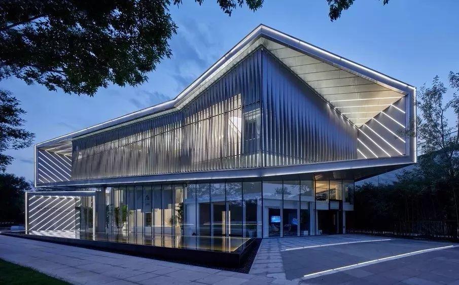 北京万科翠湖国际产业园建筑设计/睿风设计