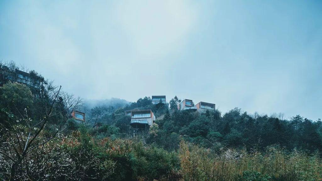 浙江宁海安岚酒店 THE CHEDI 建筑设计/骏地设计