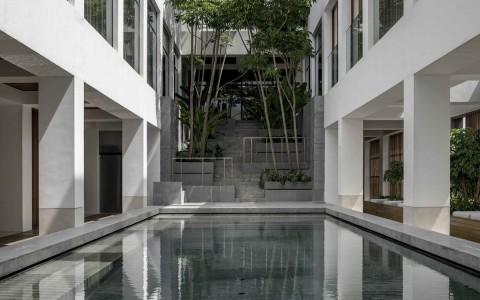 吉隆坡阿丽拉孟沙酒店建筑letou国际米兰下载/如恩letou国际米兰下载研究室