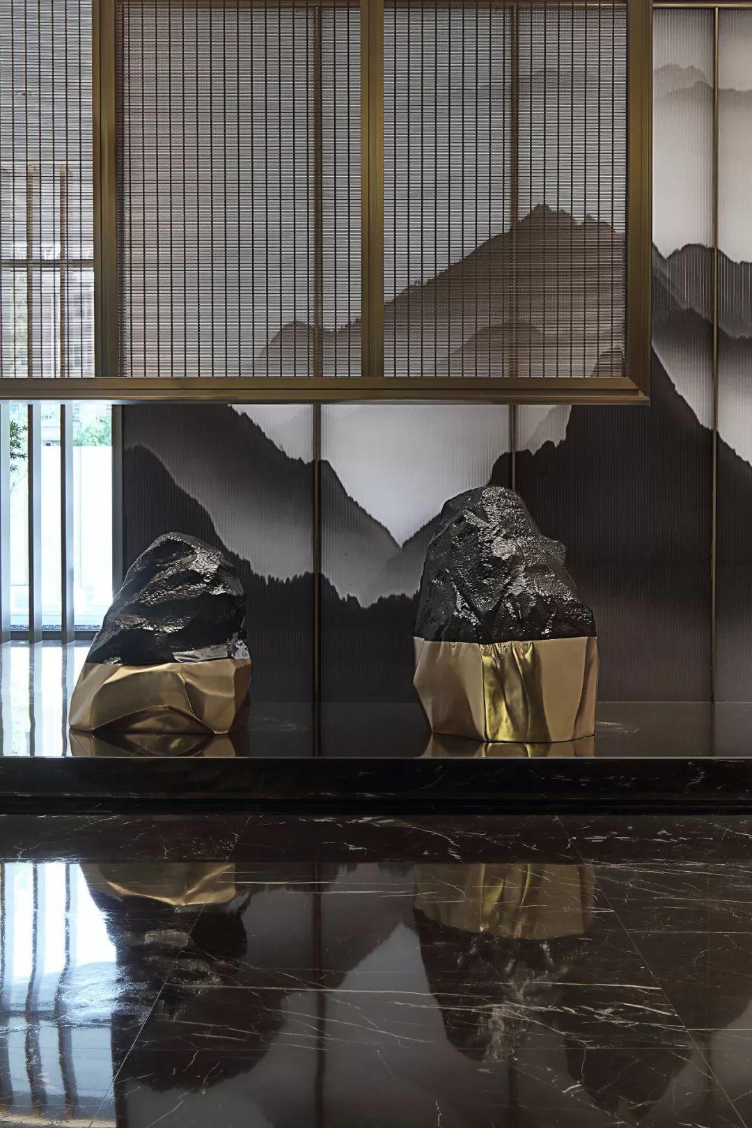 杭州新界2020售楼处室内设计/易和设计