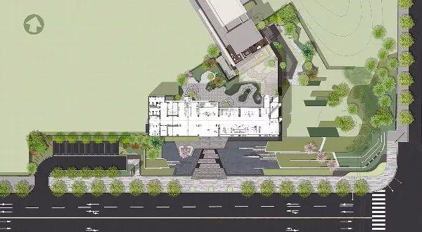 武汉江夏新城金郡示范区建筑设计/三磊设计