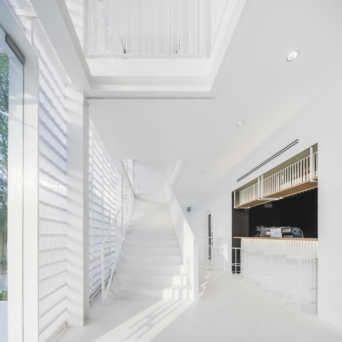 清迈小小庇护所微型酒店建筑设计/Department of Architecture