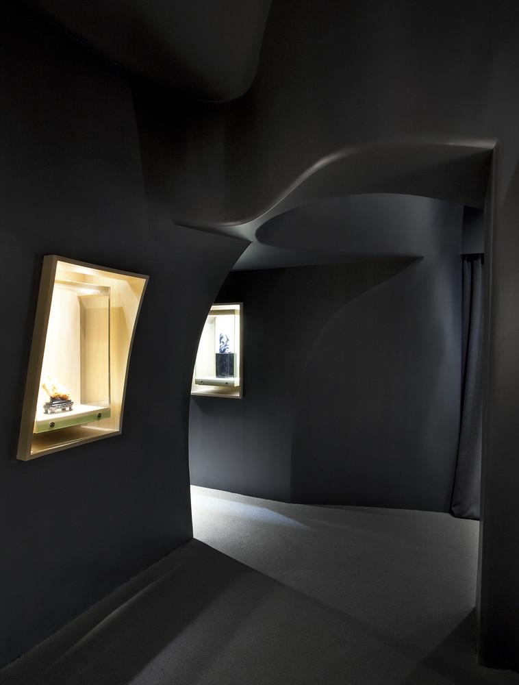 上海卜石西岸艺术馆建筑设计/上海创盟国际建筑设计